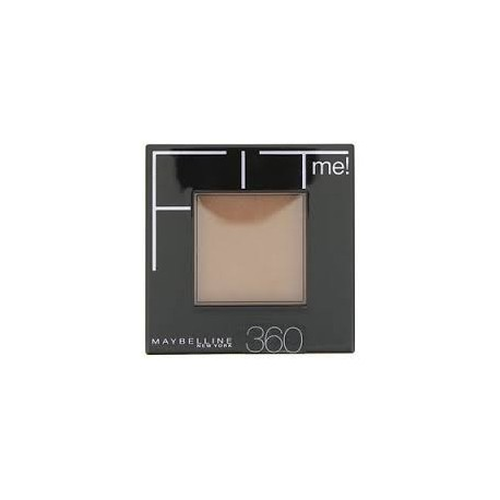 . POUDRE COMPACTE FIT ME GEMEY MAYBELLINE. 360 Cacao