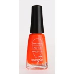 vernis fluo orange
