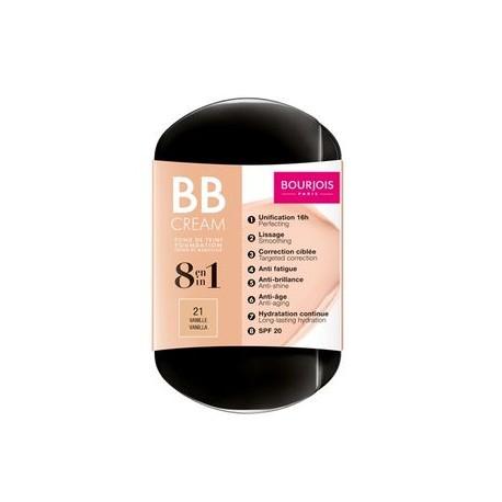Fond de Teint BB Cream compacte 8 en 1 de Bourjois