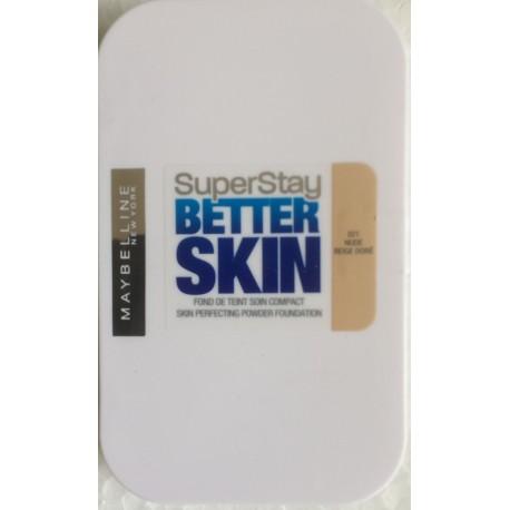 Maybelline New York Super Stay Better Skin Fond de Teint 21 Beige Doré
