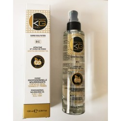 KERAGOLD PRO serum sans sulfates BC à la Kératine&Huile de Coco 100ml