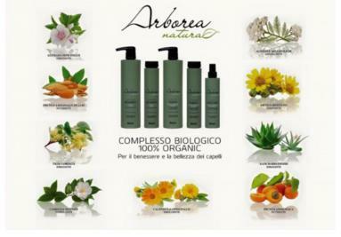 Complexe biologique 100% biologique pour le bien-être et la beauté des cheveux